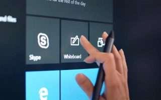 L'app Microsoft Whiteboard arriva su iOS e sul Web