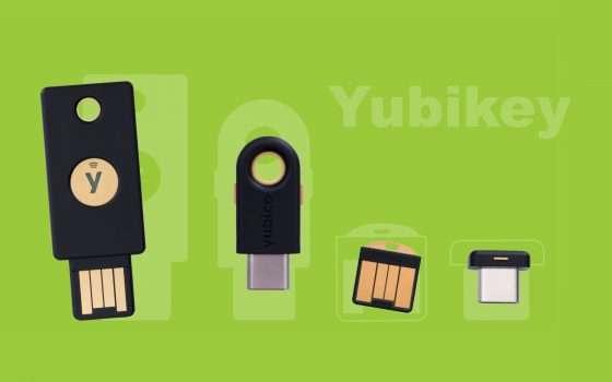 Yubico, nuove chiavi per un futuro senza password