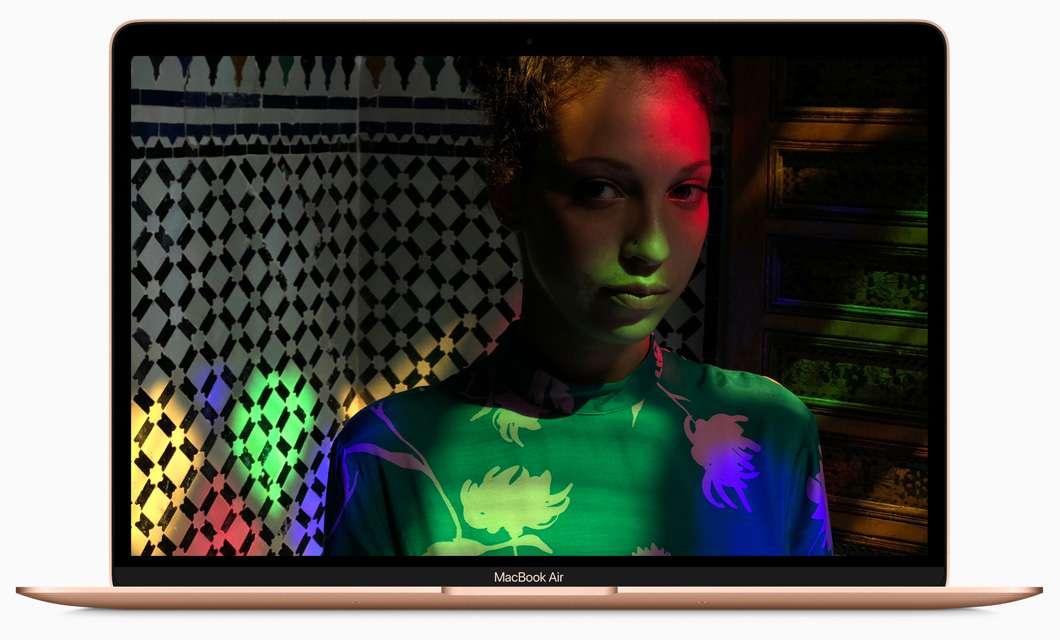 Nuovo MacBook Air