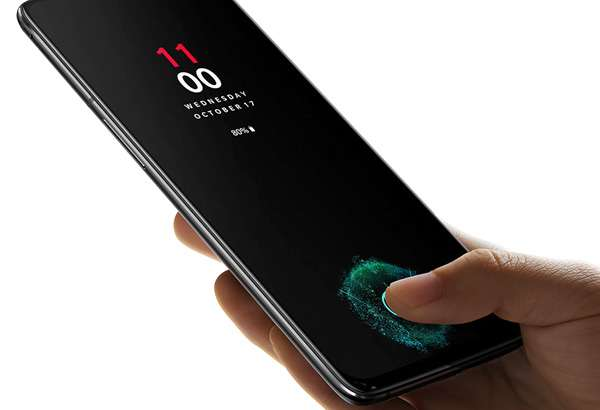 OnePlus 6T: Screen Unlock