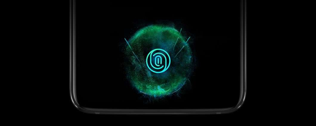 OnePlus 6T guarda avanti con lo Screen Unlock