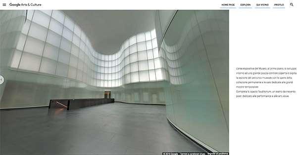 Uno dei musei milanesi su Google Arts & Culture
