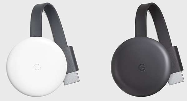 Il nuovo Chromecast