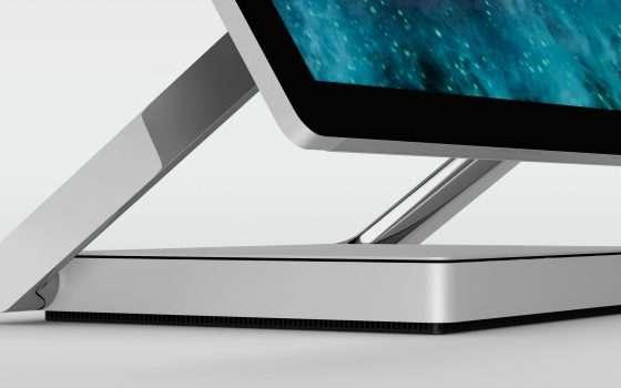 Microsoft Surface Studio 2: tocco e potenza