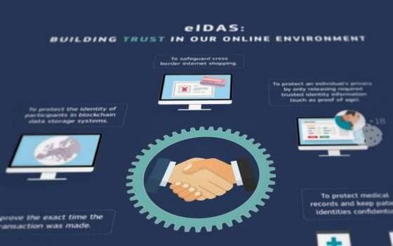 eIDAS: UE, l'identità digitale non ha confini