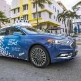 Ford: la self-driving car si guida col telefono