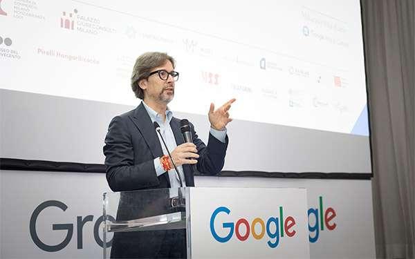 Fabio Vaccarono, Managing Director Google Italy
