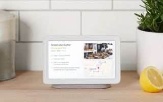 Google Home Hub non è basato su Android Things