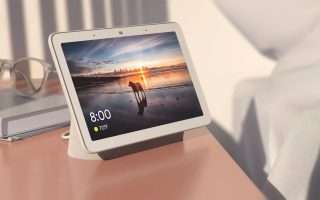 Evento Google: lo smart display Home Hub