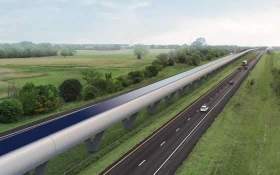 Virgin Hyperloop One, un progetto per il Missouri