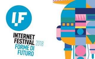 Internet Festival 2018, questione di #intelligenza