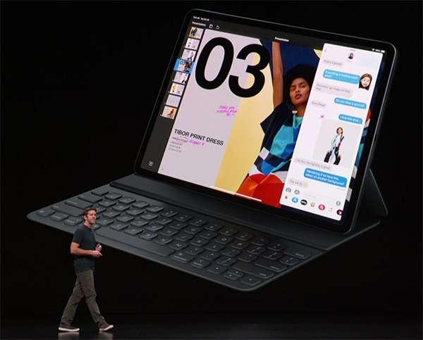 Il nuovo iPad Pro