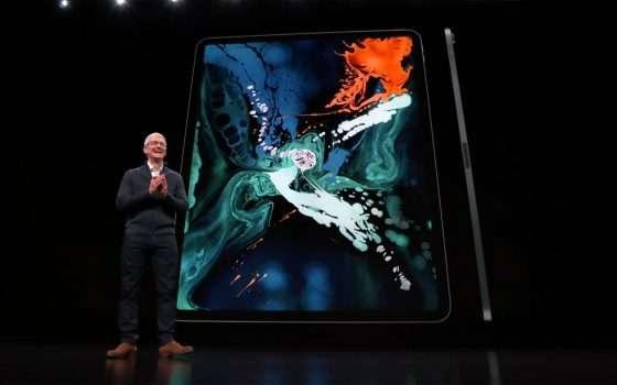 Evento Apple: il nuovo iPad Pro