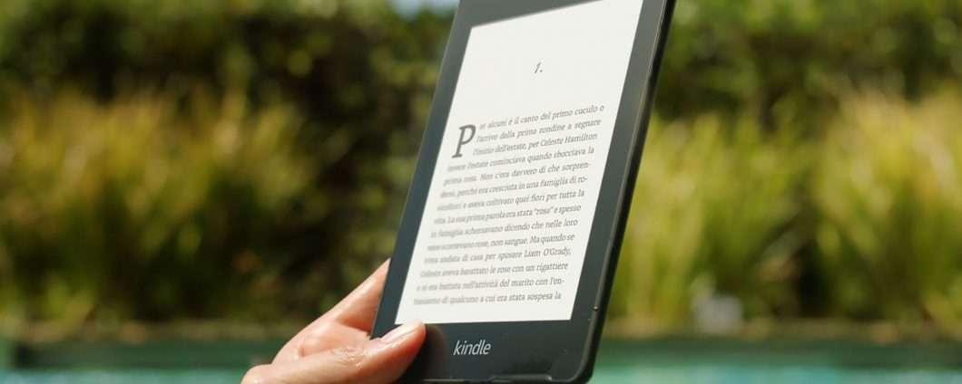 eBook reader: il nuovo Kindle Paperwhite di Amazon
