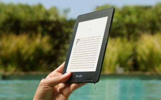 Kindle Paperwhite, sotto i 100€ per il Prime Day