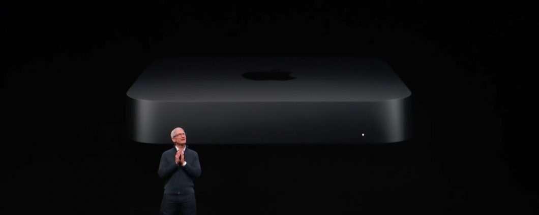 Evento Apple: il nuovo Mac mini