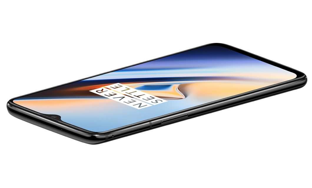 OnePlus 6T, Mirror Black