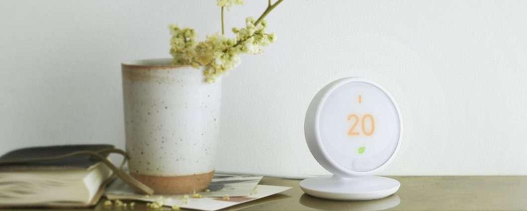 Nest Thermostat E: facilità e risparmio energetico