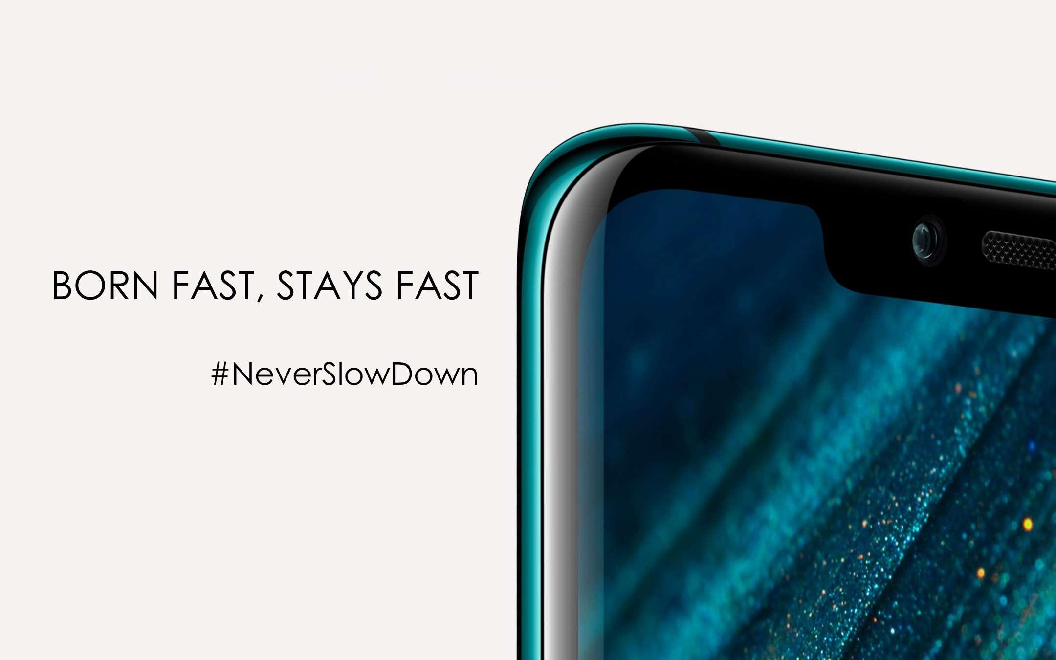Never slow down: Huawei sfida Apple e Samsung