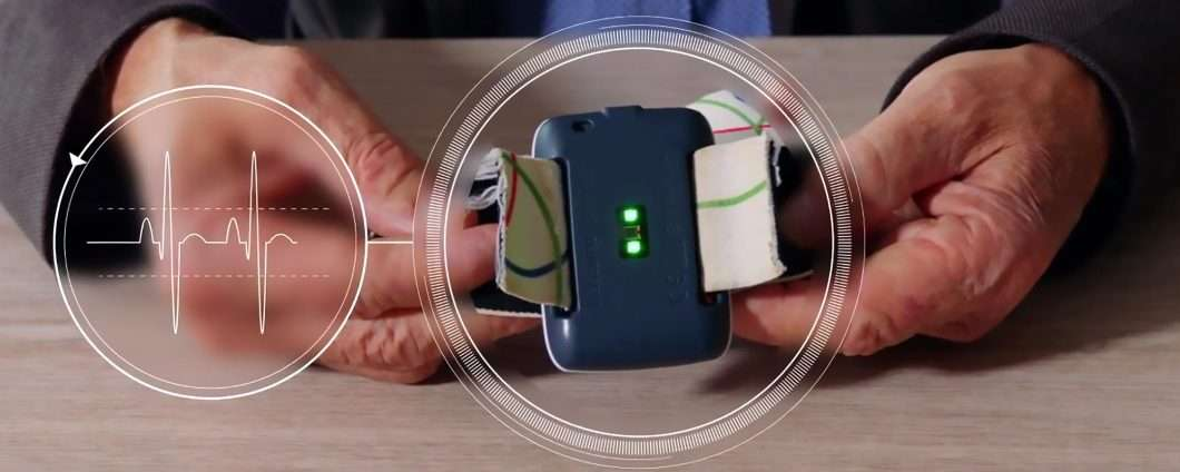 Nightwatch, un bracciale smart contro l'epilessia