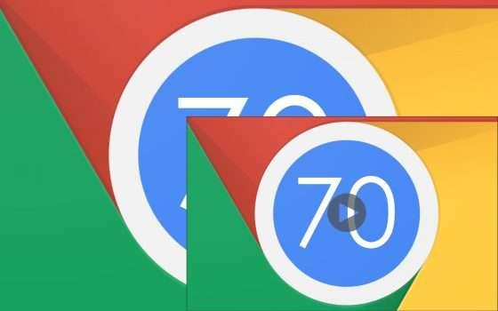 Google Chrome, ecco la finestra PIP per i video