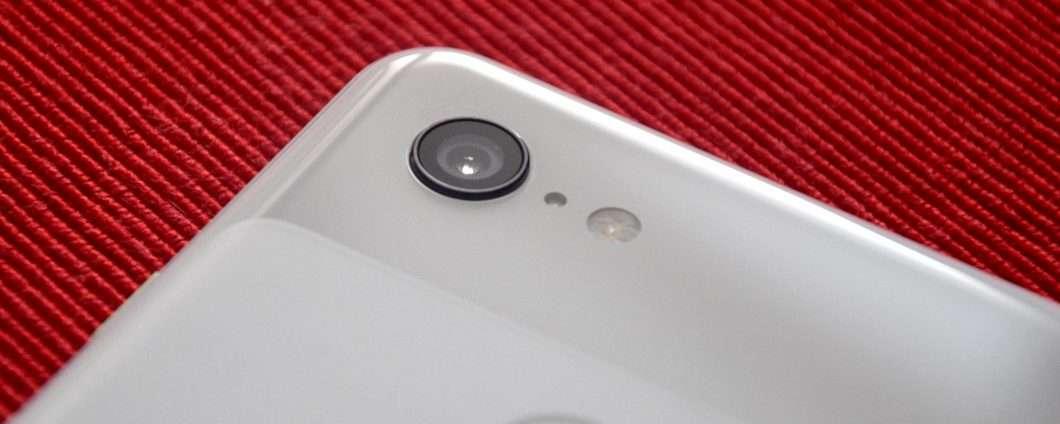 Pixel 3 XL: un primo sguardo alla fotocamera