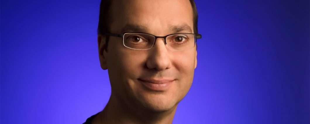 Andy Rubin: 90 milioni da Google per le dimissioni