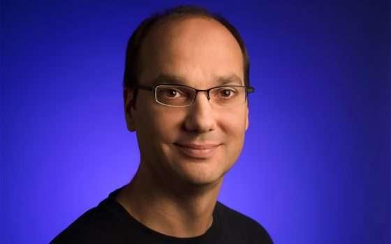 Andy Rubin: il padre di Android lascia Playground