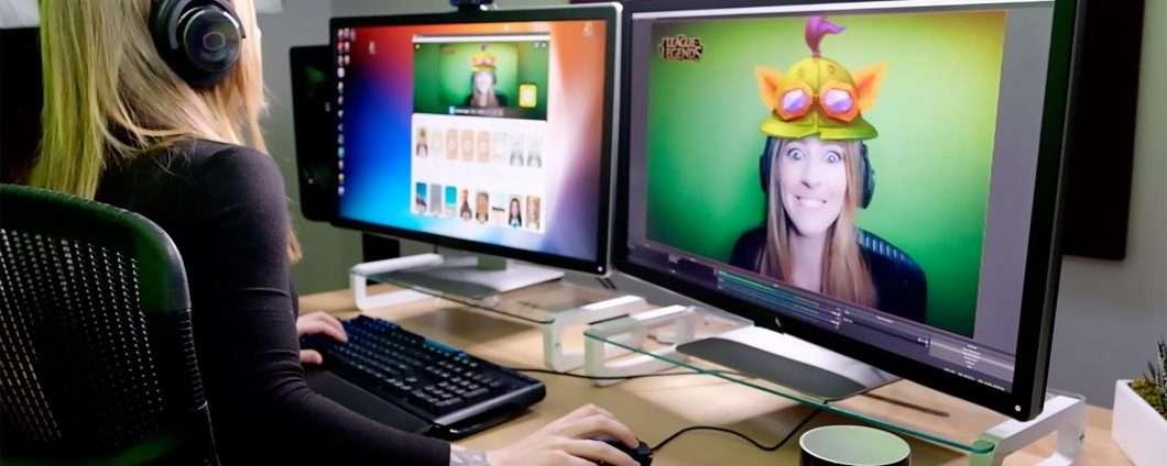 I filtri di Snapchat su computer Windows e Mac