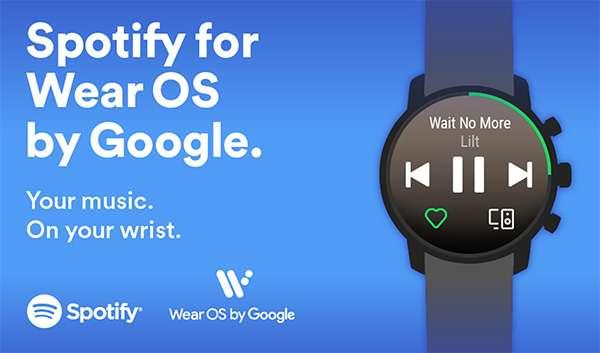 Spotify per Wear OS