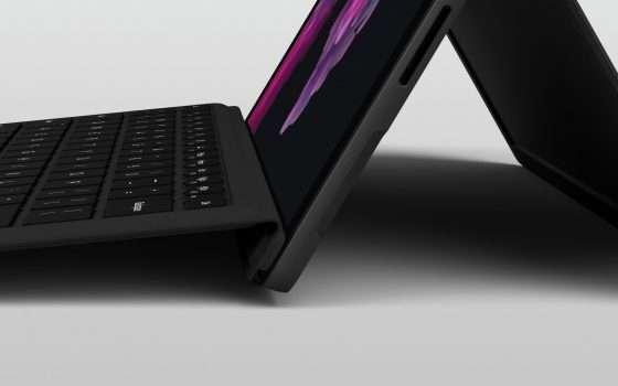 Microsoft Surface Pro 6, compatto e potente