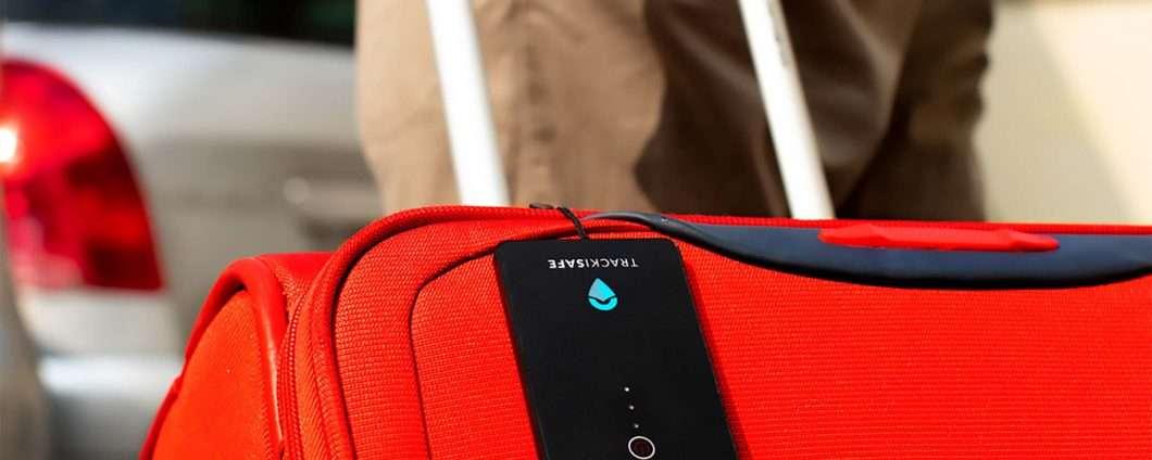 V-Bag TrackiSafe, per viaggiare senza pensieri