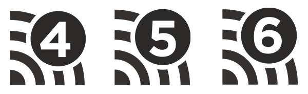 Wifi, nuovi loghi e nuovi nomi