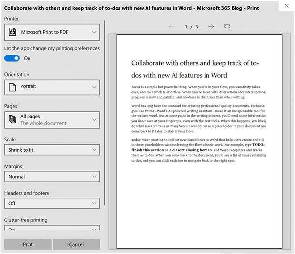 Windows 10 19H1, build 18282