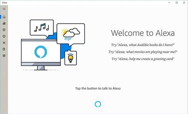 Alexa su Microsoft Store