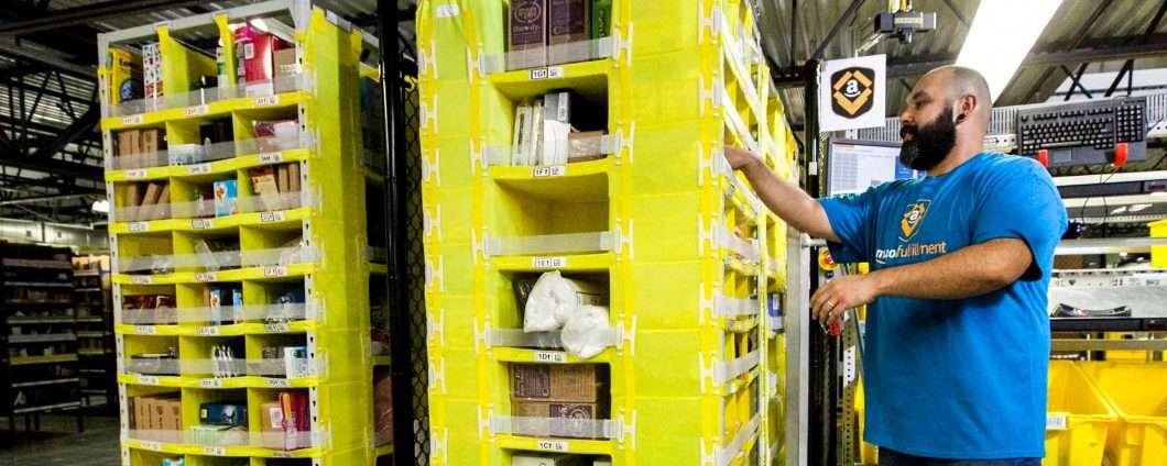 Black Friday, dipendenti Amazon: