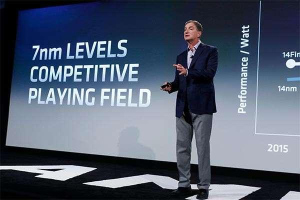 AMD, la conferenza Event Horizon