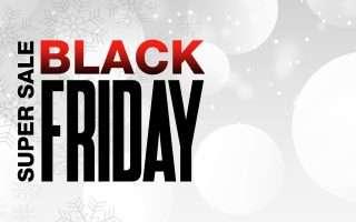 Il Black Friday secondo Amazon: edizione 2018