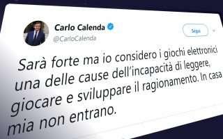 Il ventriloquo di Carlo Calenda