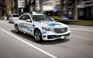 Daimler e Bosch per il ride sharing autonomo