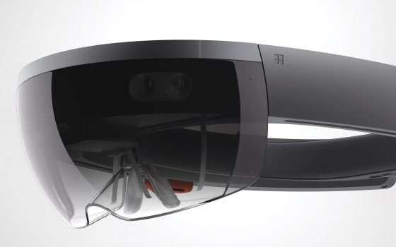 US Army e Microsoft HoloLens per la guerra AR