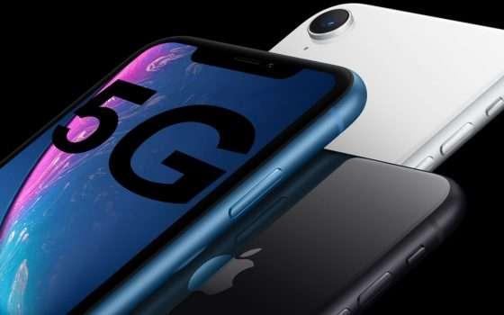 L'iPhone sarà 5G a partire dal 2020