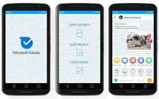 Microsoft Kaizala: come WhatsApp, ma per il lavoro