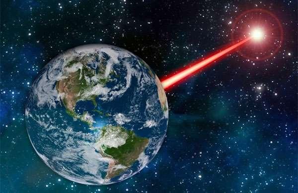 Il laser del MIT per richiamare l'attenzione degli alieni