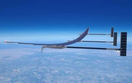 Odysseus, il drone solare di Boeing per la ricerca