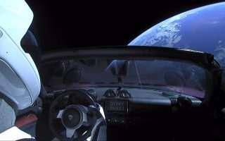 SpaceX: Starman e la sua Tesla, oltre Marte