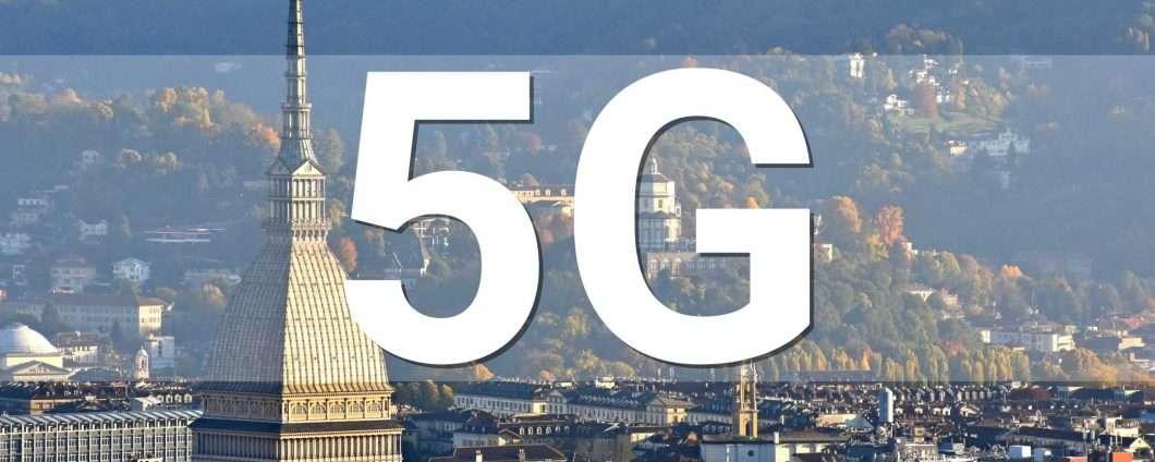 Il primo smartphone in Italia connesso alla rete 5G