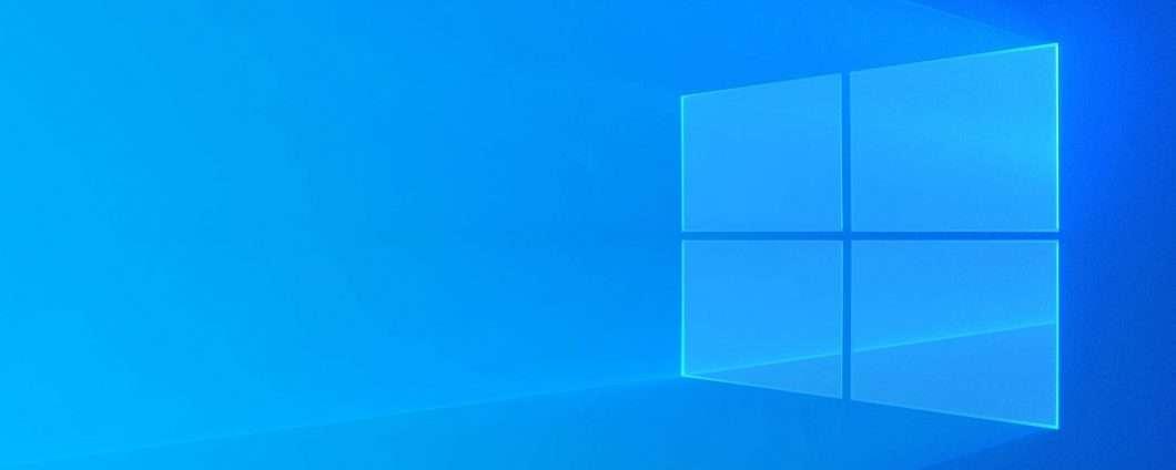 Il Windows 10 del 2020, una prima build per 20H1