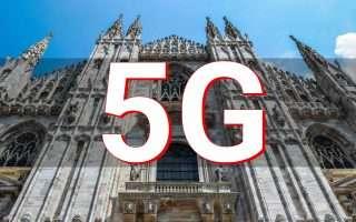 Vodafone accende il 5G a Milano