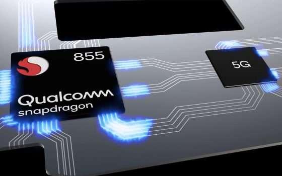 Qualcomm Snapdragon 855: pronto per il 5G
